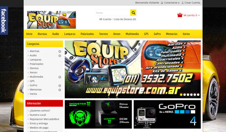 Equip Store