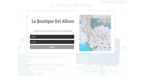 La Boutique del Album
