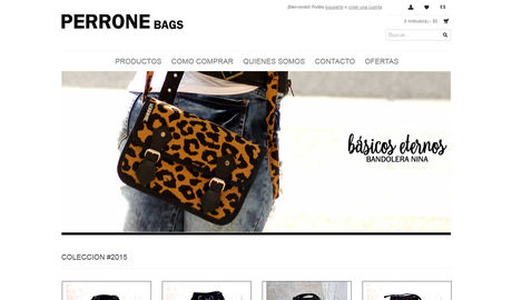 Perrone Bags