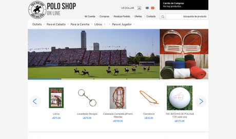 Polo Shop Online