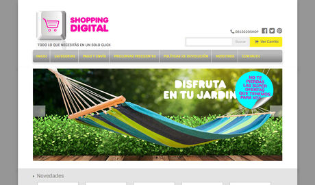 Shopping Digital