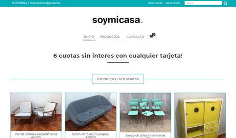Soy mi casa tienda online for Mi casa online